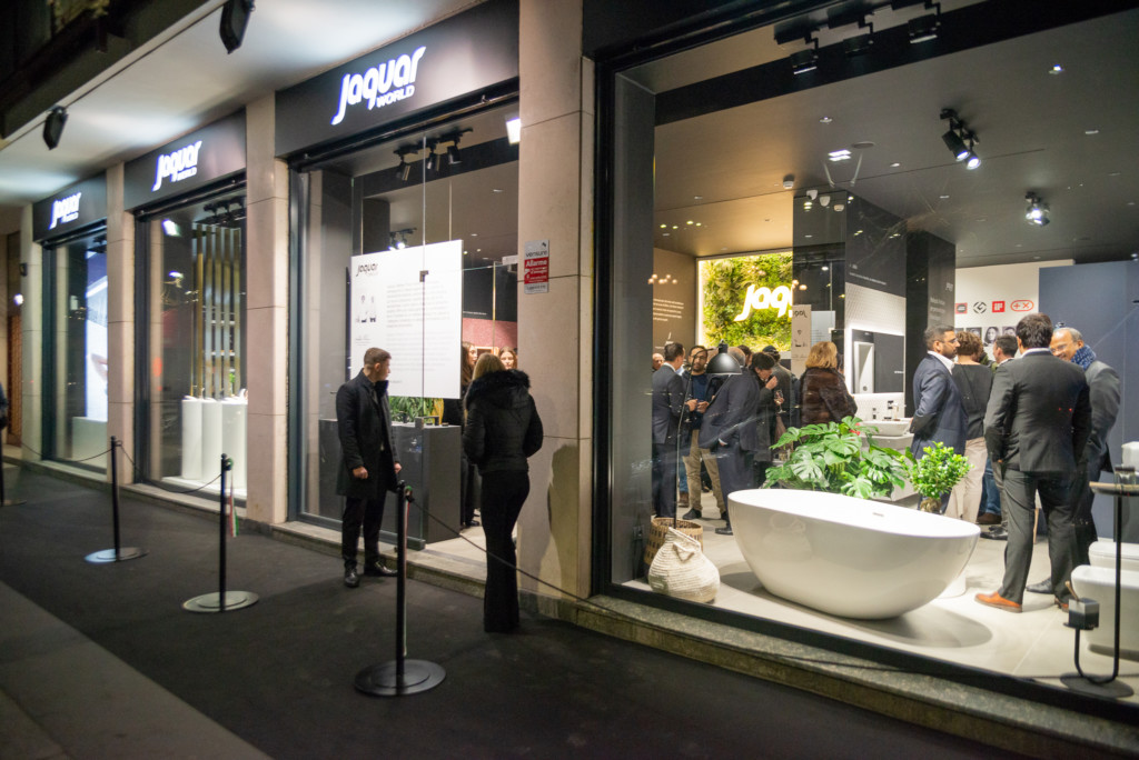 Made In India Jaquar Products Now In Milan Italy Architecture